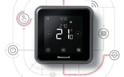Honeywell Lyric T6 Series thermostat