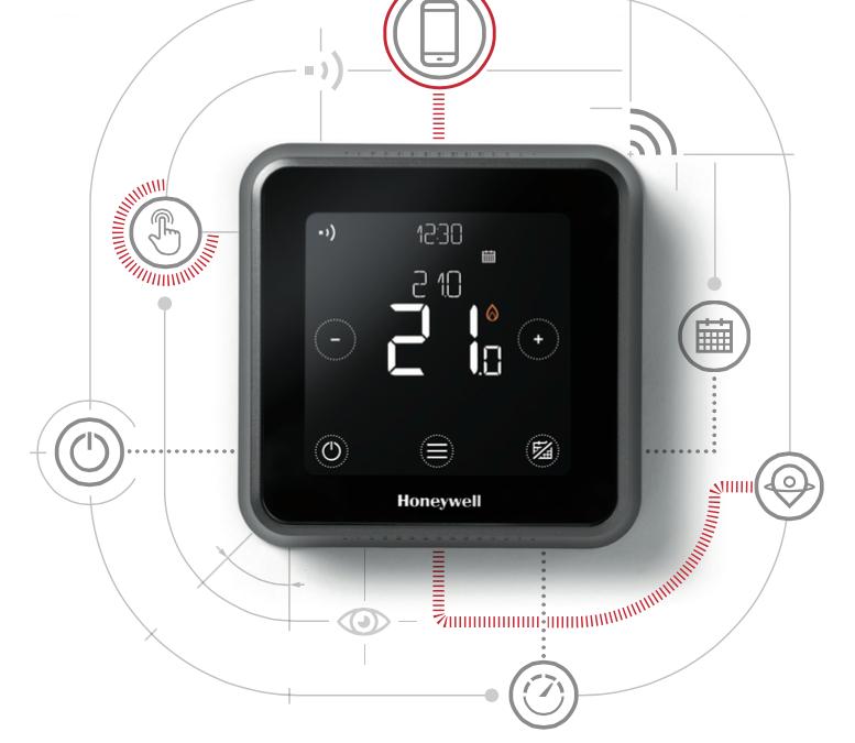 Honeywell Lyric T6 Series thermostat
