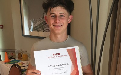 Q and A with Apprentice Scott Macarthur